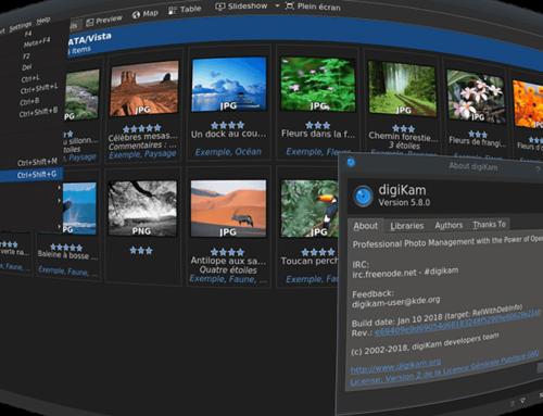 DigiKam – Come aggiungere filigrane in batch alle tue foto in Linux