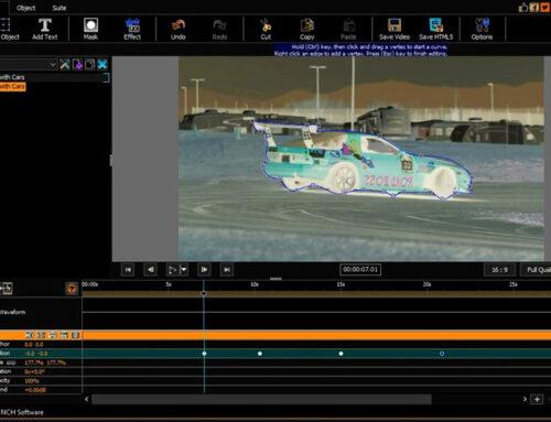 Express Animate Software: software gratuito di animazione e grafica