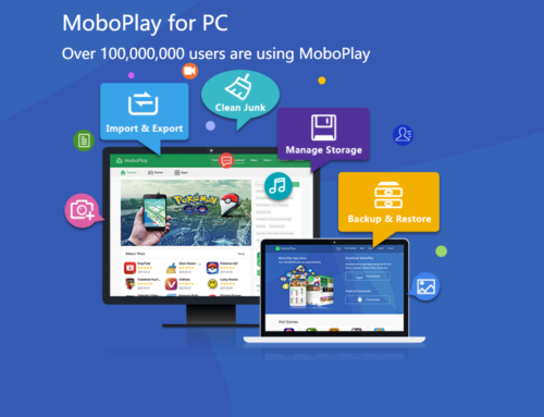 Sincronizza i dispositivi Android e iOS con PC Windows utilizzando Moboplay