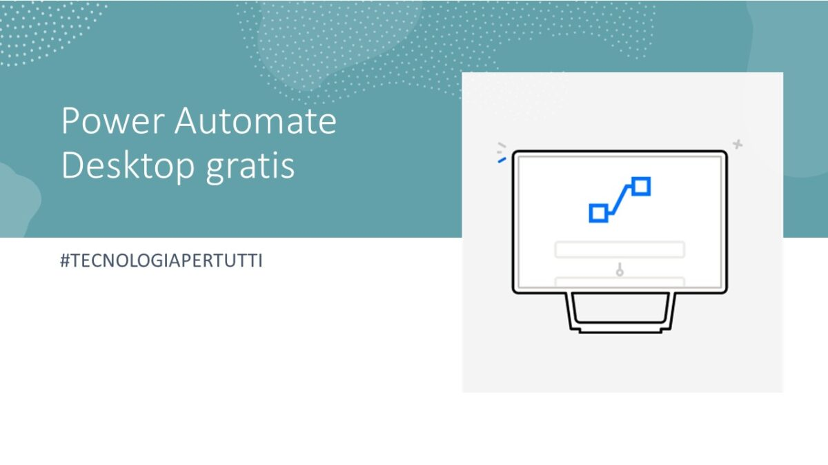 Power Automate Desktop gratis