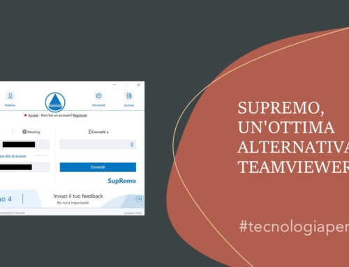 Supremo, un'ottima alternativa a TeamViewer
