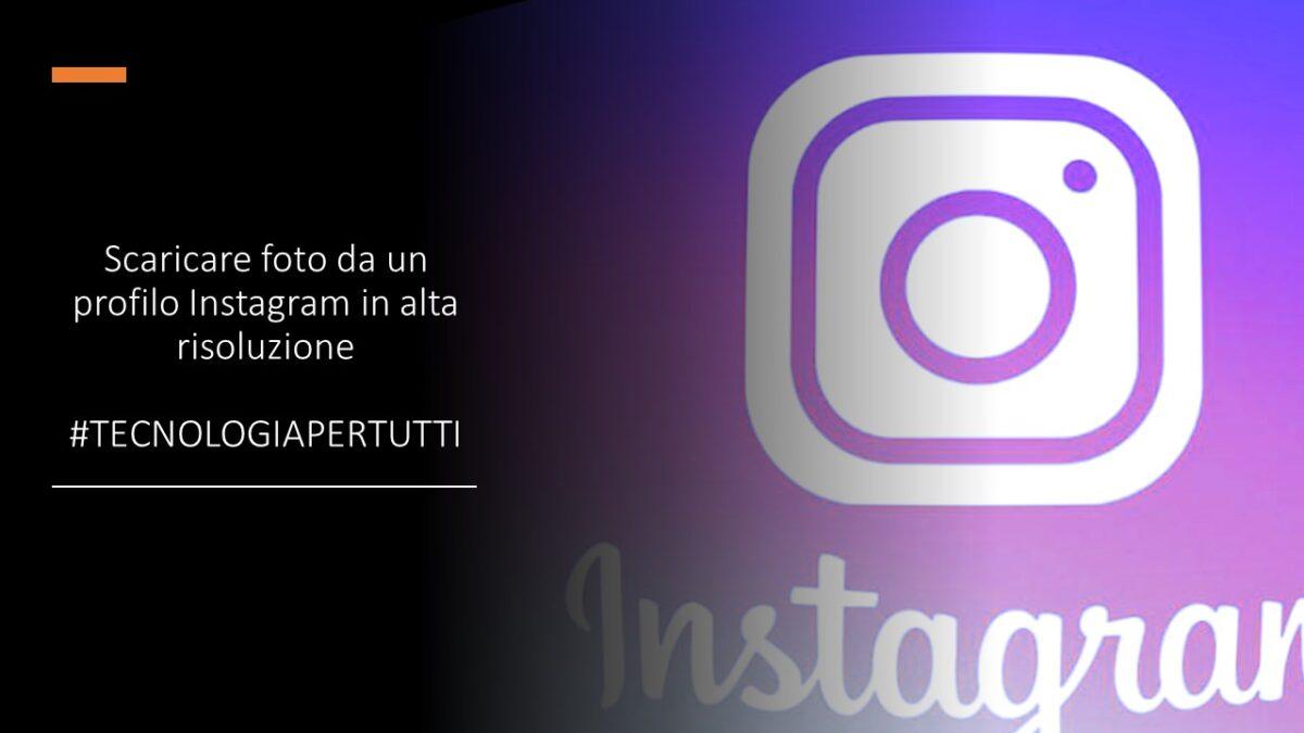 Scaricare foto da un profilo Instagram in alta risoluzione-1
