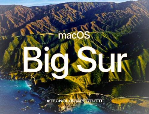 macOS Big Sur 11.2 per tutti gli utenti