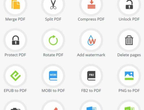 PDF Candy uno strumento online per gestire i PDF