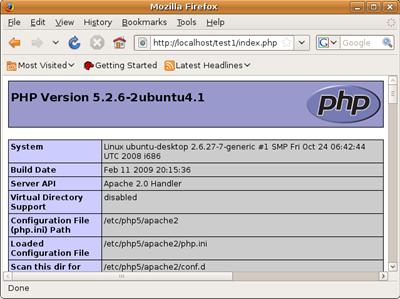ubuntu-phpinfo