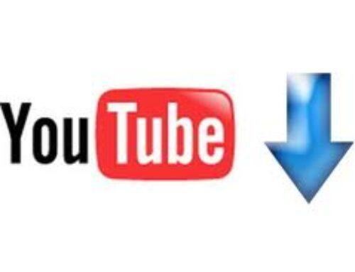 Come scaricare i filmati da youtube in 720p/1080p
